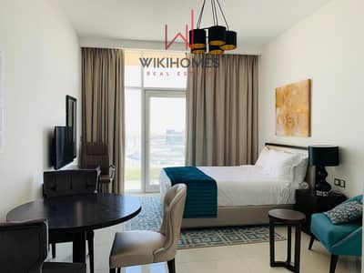 Studio for Rent in Jumeirah Village Circle (JVC), Dubai - Studio with Balcony  Very well Maintained   Vacant and ready for move in   Garden View