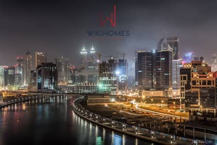 1 Bedroom Flat for Sale in Business Bay, Dubai - Full Canal View | Spacious Layout | Direct Access to the Canal Walk