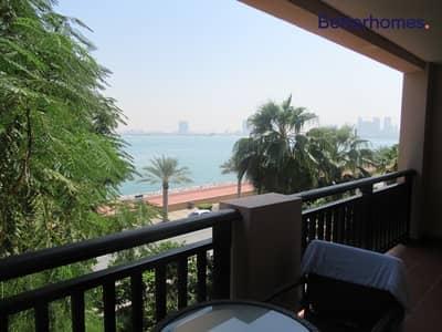 Sea &  Burj Al Arab View | 1 Bed | Exclusive