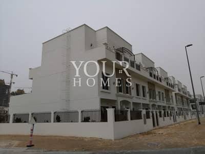 تاون هاوس 4 غرف نوم للبيع في قرية جميرا الدائرية، دبي - US | Corner | 4BR+M
