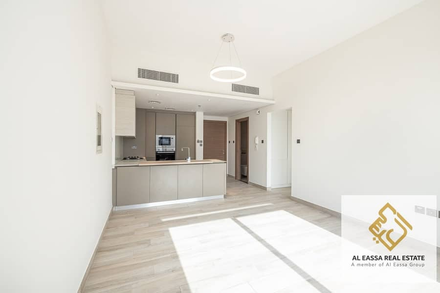 Pool View  |  Brand New | Bright 1 Bedroom