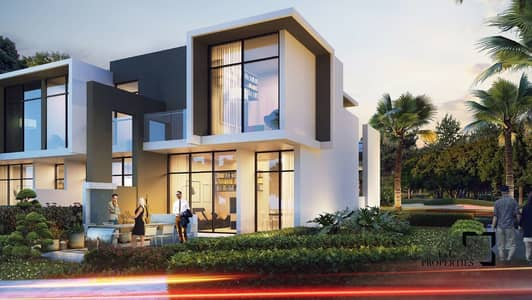 3 Bedroom Villa for Sale in Akoya Oxygen, Dubai - Resale | Handover Soon | Brand New Townhouse