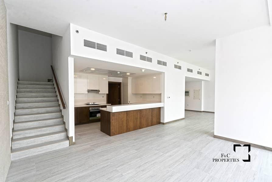Luxury Building | 3 Bed Duplex | Brand New