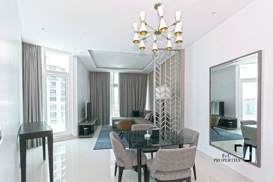 2 Live the Luxury   High Floor   Canal View