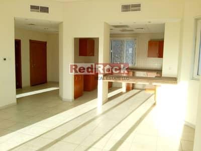 شقة 1 غرفة نوم للايجار في جرين كوميونيتي، دبي - Lovely Corner 1 Bedroom Apartment in North West Green Community