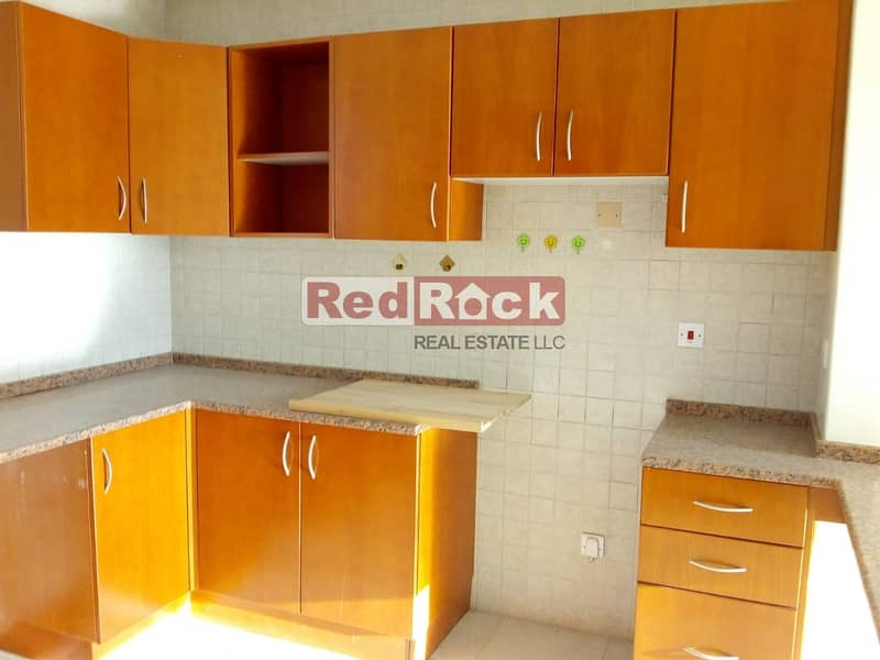 2 Lovely Corner 1 Bedroom Apartment in North West Green Community