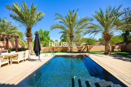 5 Bedroom Villa for Sale in Jumeirah Golf Estate, Dubai - New Exclusive listing   Fire Golf Course Views