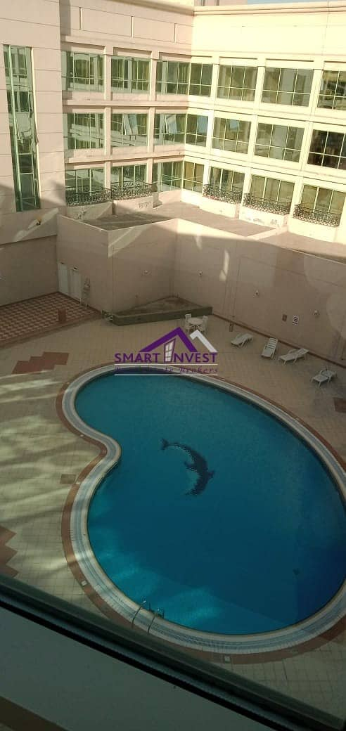 14 2 Months Free | No Commission | 1 BR Apt for rent in Al Garhoud for AED 50k/yr