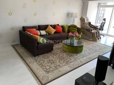 1 Bedroom Apartment for Rent in Dubai Marina, Dubai - Fully Furnished | Ravishing | Full Seaview