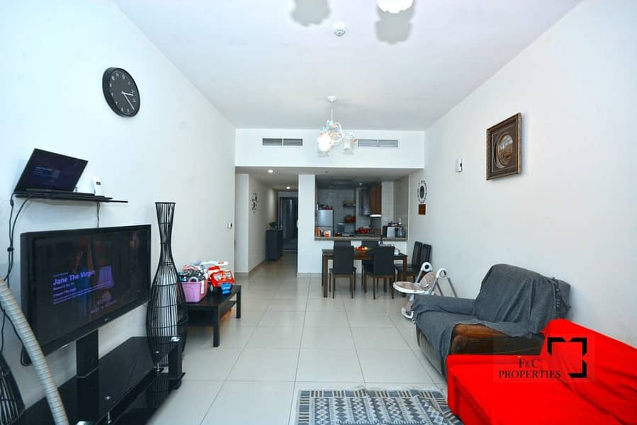 2 Standium Point 1BR with balcony Lake View