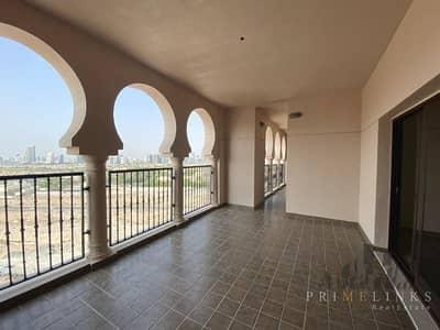 4 Bedroom Flat for Sale in Jumeirah Golf Estate, Dubai - Excellent Conditions 4 Bedrooms High-floor