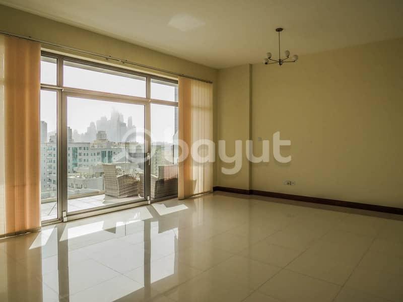 Spacious 2 bedroom apartment in Tecom