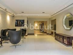 شقة في تو تاورز برج B تو تاورز برشا هايتس (تيكوم) 2 غرف 1100000 درهم - 3561254