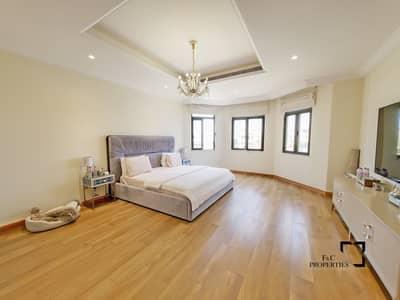 فیلا 4 غرف نوم للايجار في نخلة جميرا، دبي - Vacant 4 Bed Villa I Atrium Entry I Upgraded