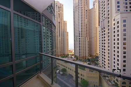 2 Bedroom Flat for Rent in Dubai Marina, Dubai - Panoramic 2b | Partial Sea View | Chiller Free