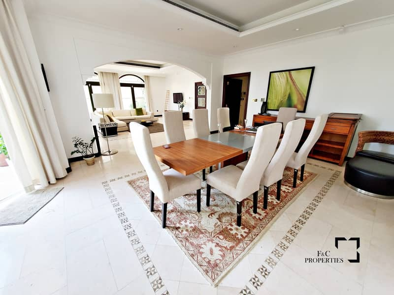 2 Furnished 4 Bed Villa I Atrium Entry I Vacant