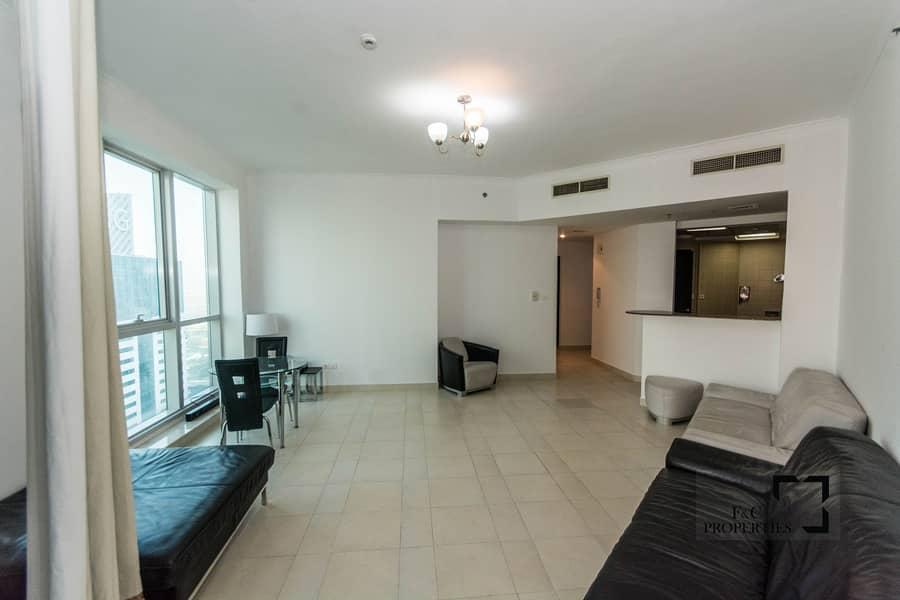 2 Top Floor 2BR | Fully Furnished | Chiller Free