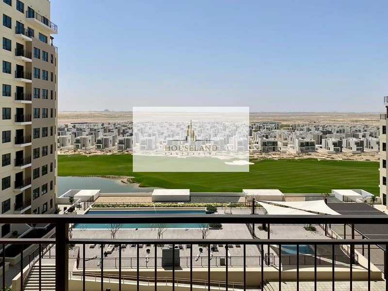 2 Golf Views| Best 2 BedRoom Large| Emaar South