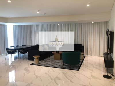 3 Bedroom Apartment for Rent in Business Bay, Dubai - Very Spacious Duplex  Layout  | Modern Design | All Bills Inclusive