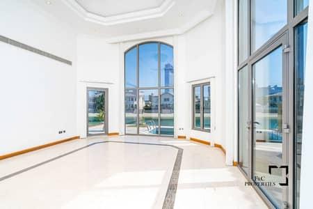 فیلا 4 غرف نوم للايجار في نخلة جميرا، دبي - 4 Bedroom I Central Rotunda I Vacant I High No.