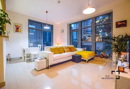 شقة 1 غرفة نوم للبيع في وسط مدينة دبي، دبي - Huge size   1 Bedroom + Study   Best Deal