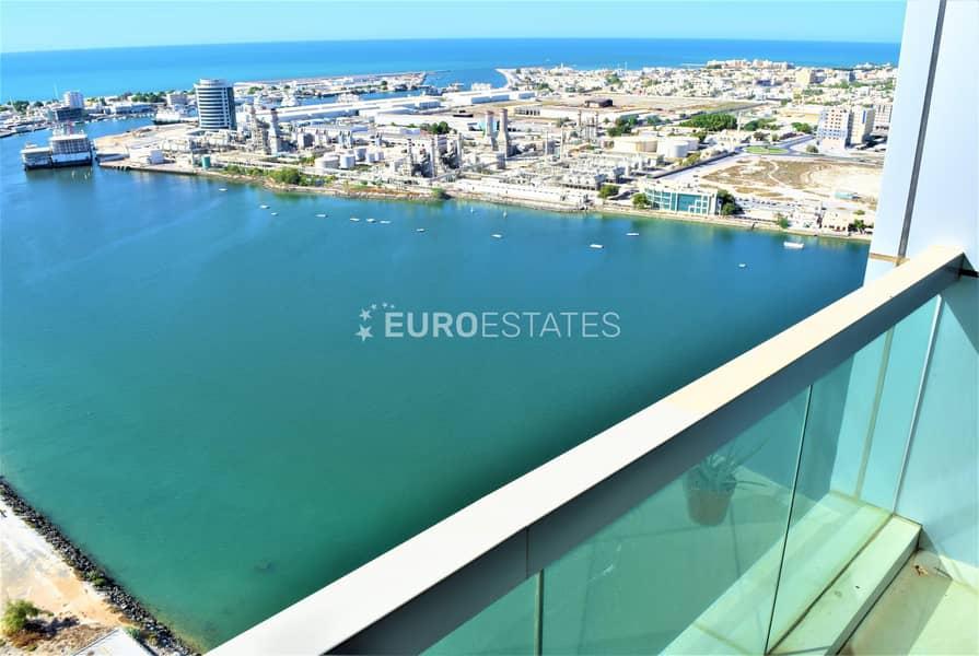 2 Urbane 2 BR Apt. | Full Sea View