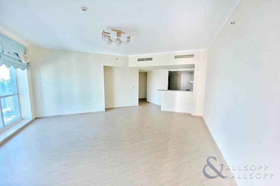 10 Upgraded Floors | 2 Bedrooms | Unfurnished