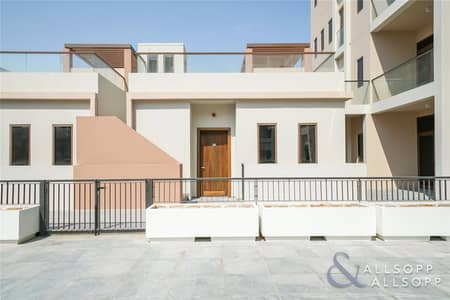 3 Bedroom Townhouse for Rent in Green Community, Dubai - Brand New   3 Bedrooms   Luxury Finish