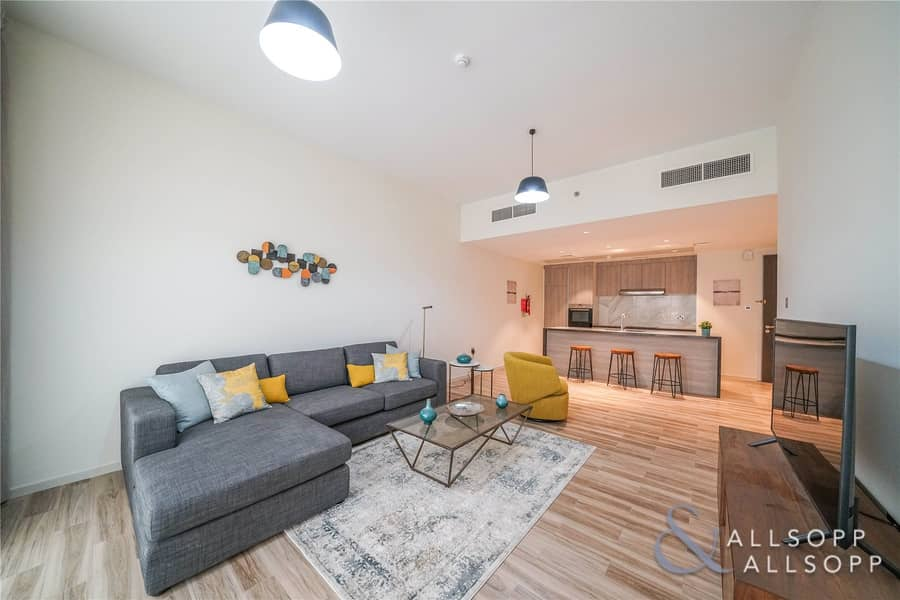 2 Brand New | 2 Beds Apartment | Lake View