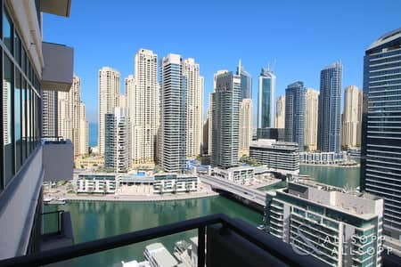 1 Bedroom Apartment for Sale in Dubai Marina, Dubai - One Bedroom | Vacant | Emaar Development