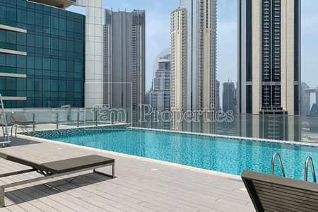 3 Bedroom Flat for Sale in Downtown Dubai, Dubai - Mada Residence by Artar - 3BR | Large balcony