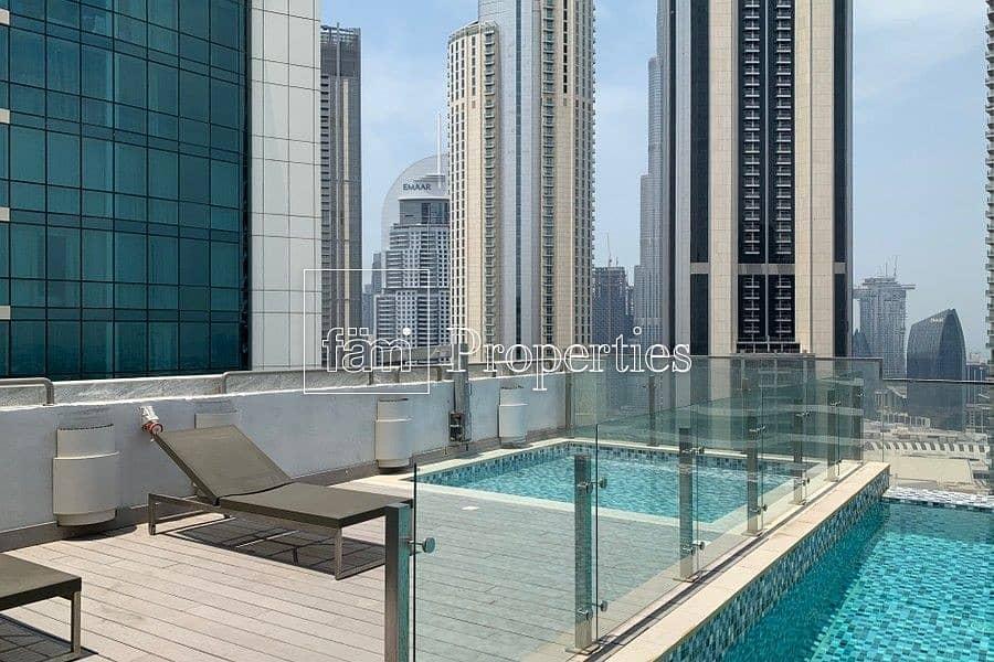 16 Mada Residence by Artar - 2BR | Large balcony