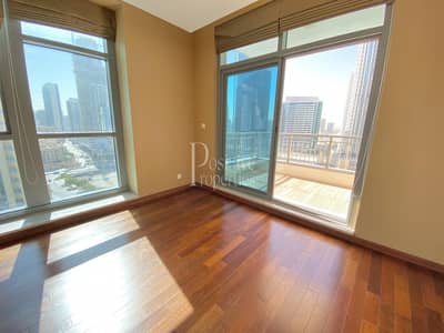 1 Bedroom Flat for Rent in Downtown Dubai, Dubai - Chiller Free RENOVATED  Wood Floor