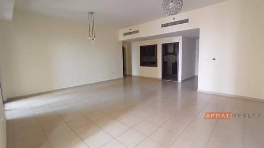 2 Bedroom Flat for Rent in Jumeirah Beach Residence (JBR), Dubai - Clean unit with Laundry room and Partial Sea