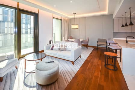 1 Bedroom Hotel Apartment for Rent in Bluewaters Island, Dubai - One Bedroom Serviced Apartments | Caesars Resort