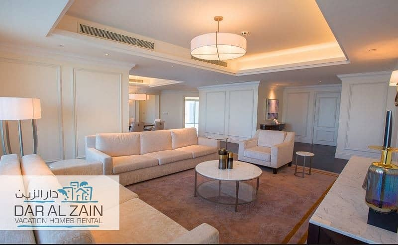 2 Stunning Fully furnished 4 Bedroom Apartment