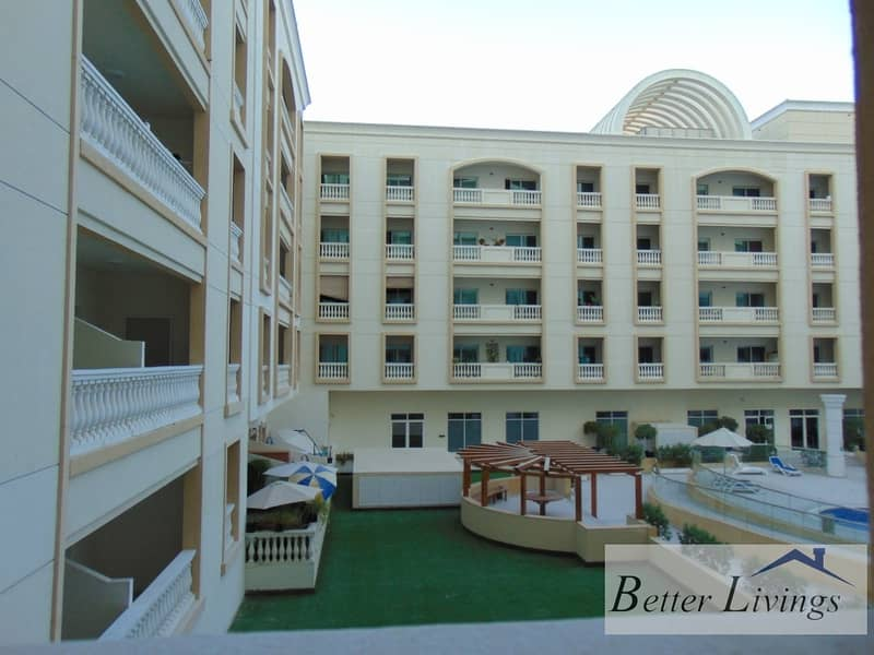 17 EXCLUSIVE | Large 1 bed | Pool View | VACANT