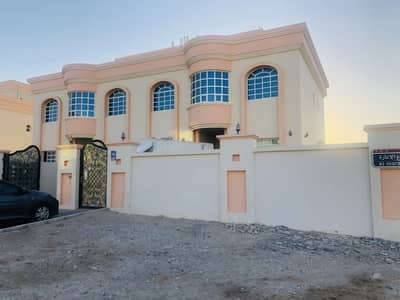 6 Bedroom Villa for Rent in Mohammed Bin Zayed City, Abu Dhabi - Separate Entrance Villa | 6-Br Maid room | AED 120k