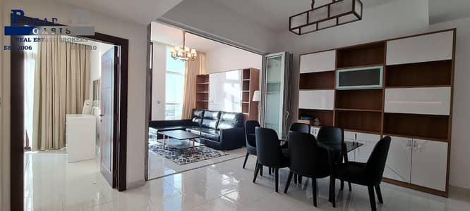 فلیٹ 1 غرفة نوم للايجار في الفرجان، دبي - Presenting A Fully Furnished And Fully Maintained 1 Bedroom