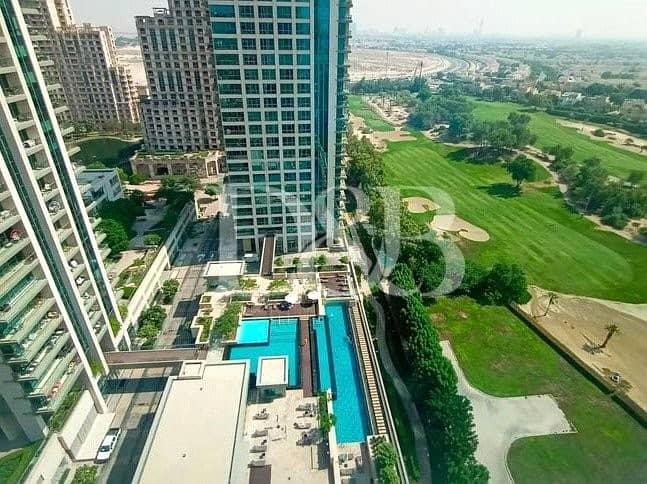 Large Balcony   Golf Course Views   High Floor