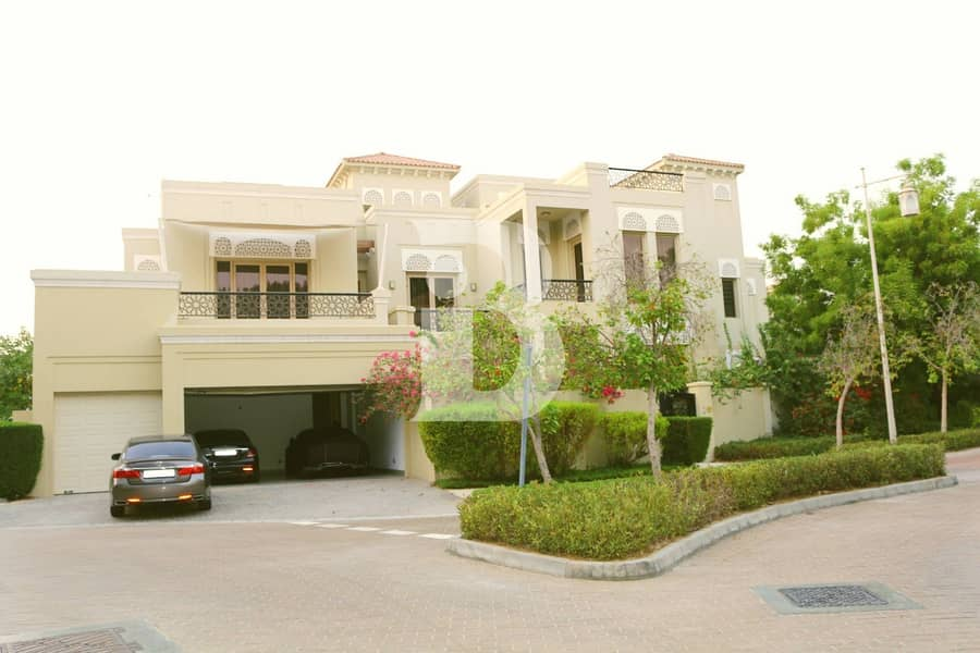 Exquisite 6 Bedroom Villa in Al Barari