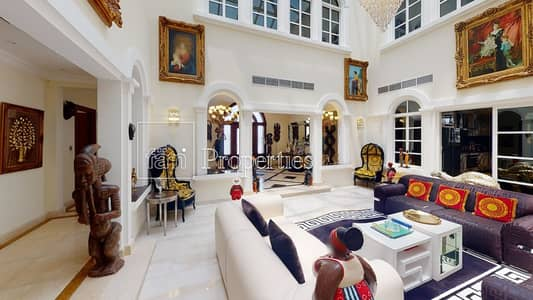 6 Bedroom Villa for Sale in The Villa, Dubai - Massive Plot I Payment plan Independent 6 BR villa