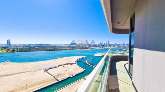 شقة 3 غرف نوم للايجار في جزيرة الريم، أبوظبي - Brand New  ! Pre Booking ! Spacious 3BHK Apartment + Maid + Balcony.