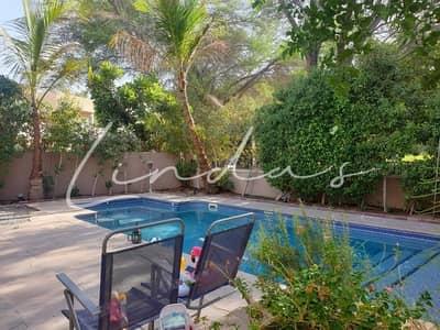فیلا 3 غرف نوم للايجار في المرابع العربية، دبي - PRIVATE POOL | BEAUTIFUL VILLA | BACKING THE PARK
