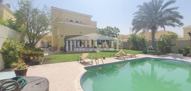 4 Bedroom Villa for Sale in Jumeirah Park, Dubai - Wonderful UPGRADED 4 BED Large  | SALE |  with POOL