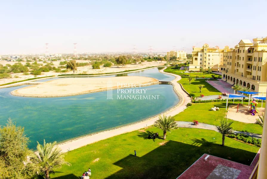 2 Furnished 3 bedroom apartment for rent in Yasmin Village