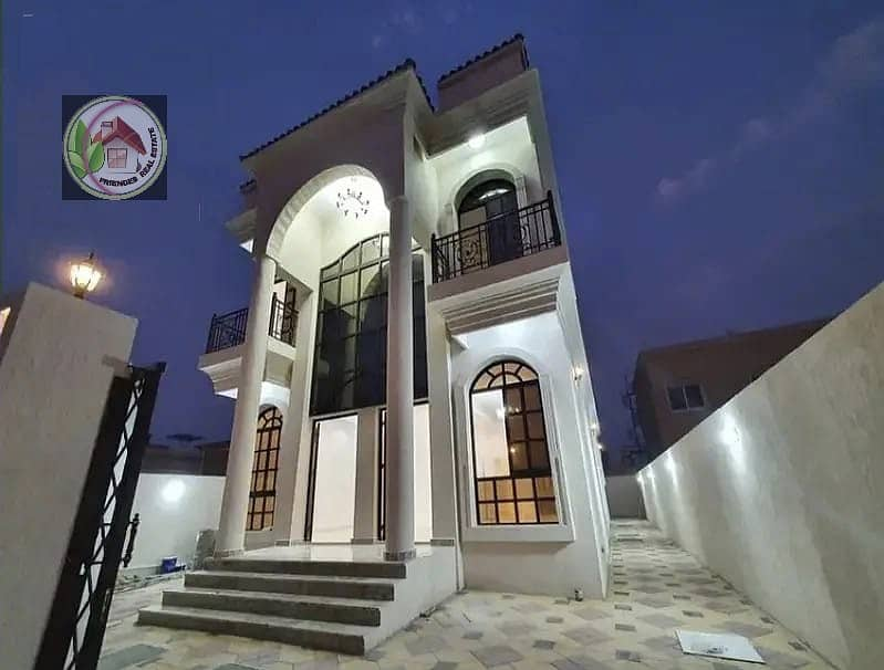 Own without a down payment and with a longer monthly installment, the payment period for a villa in the most prestigious areas of Ajman