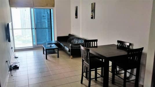 شقة 1 غرفة نوم للايجار في أبراج بحيرات الجميرا، دبي - 1BHK  FULLY FURNISHED  LAKE TERRACE BY JLT METRO STATION