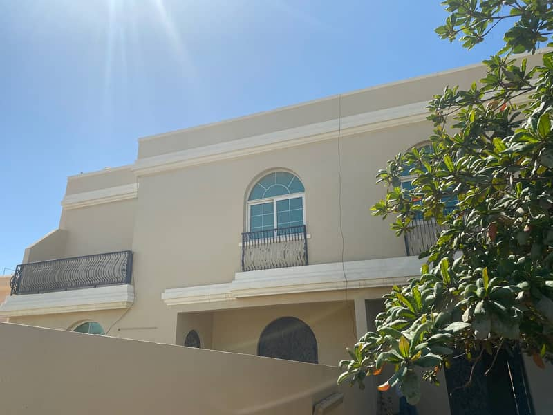 Two-storey villa in Al Nakheelat at a cheap price
