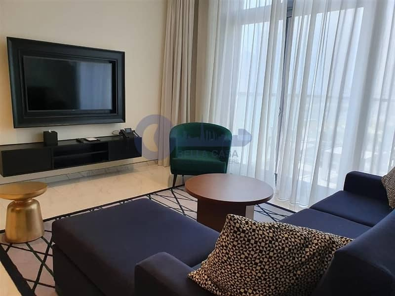 1 All Utility Bills Included | 2Bed Hotel Apartment